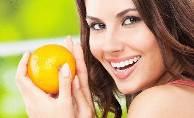 Правильное питание для здоровья зубов