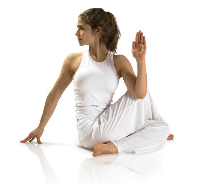Экспресс-комплекс упражнений для осанки