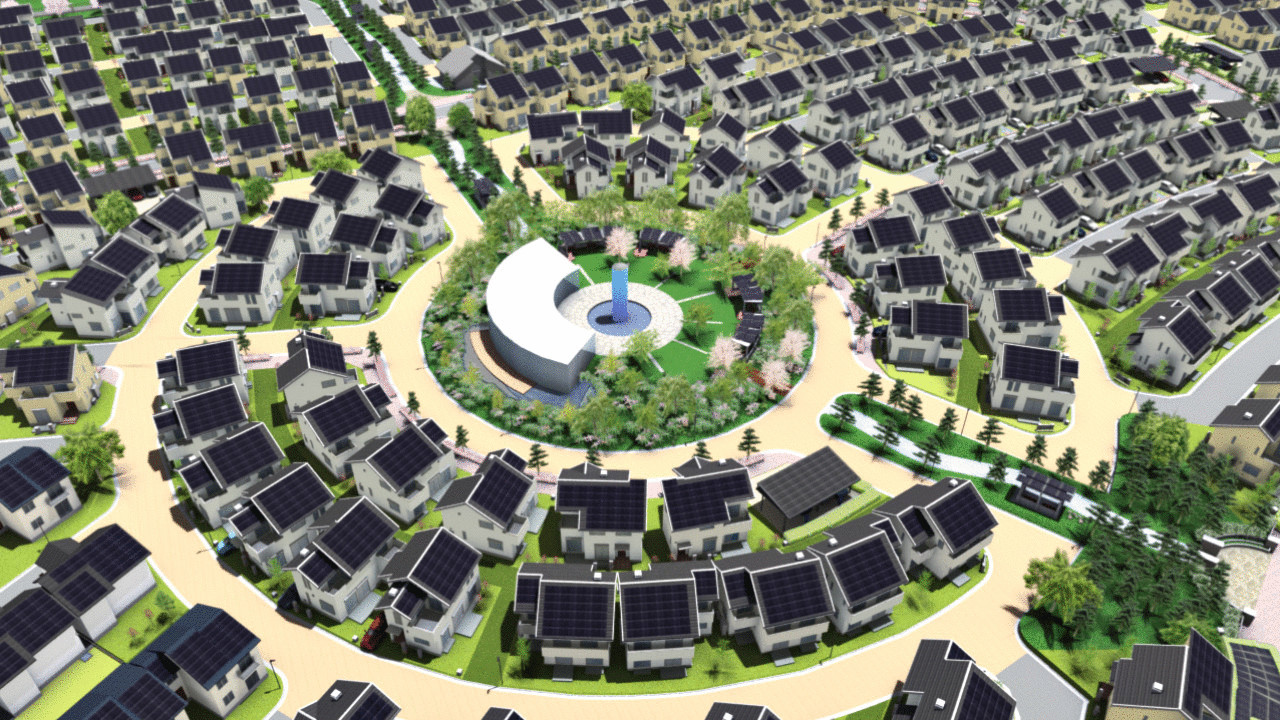 экогород fujisawa sustainable smart town concept
