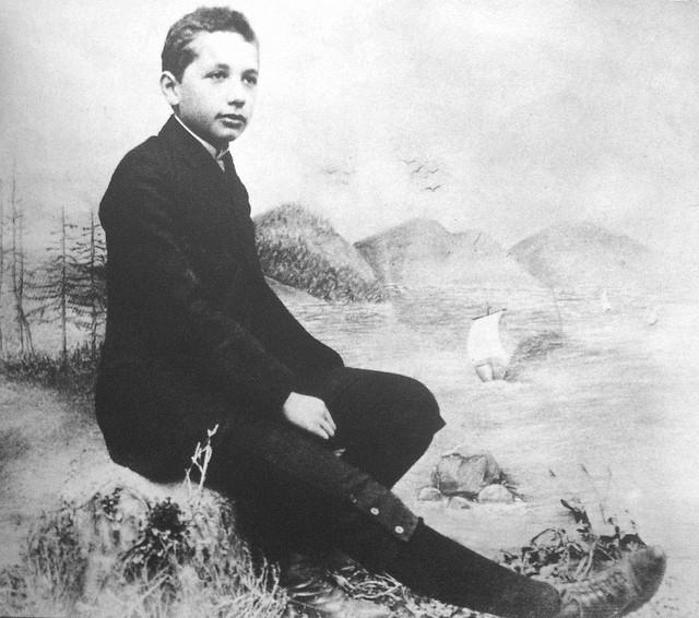 young Enshtein