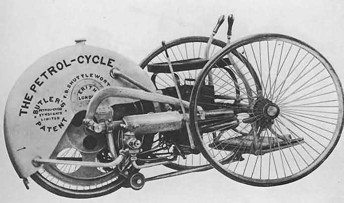 Butler Petrol Cycle