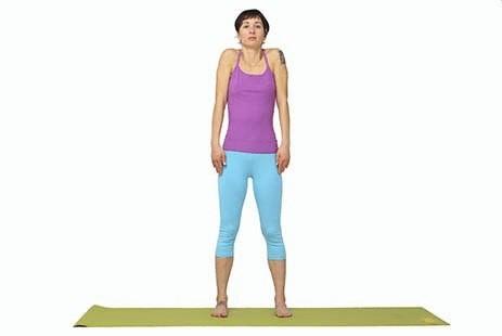 Избавляемся  от сутулости - 5 эффективных упражнений