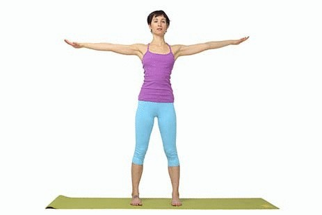 Комплекс упражнений для детей для профилактики сколиоза