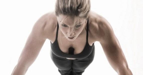 как похудеть чтоб грудь