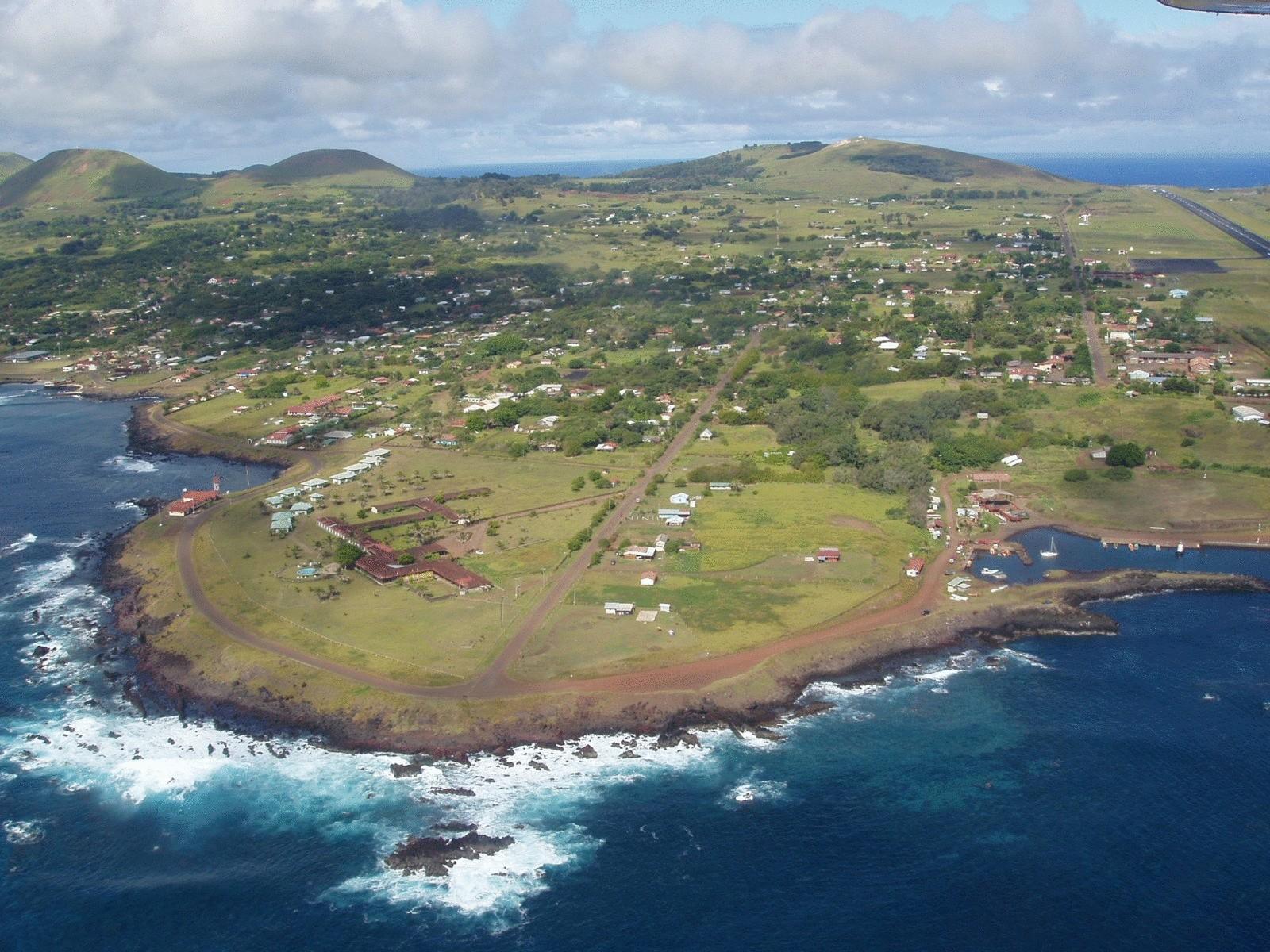 Тайны и загадки острова пасхи