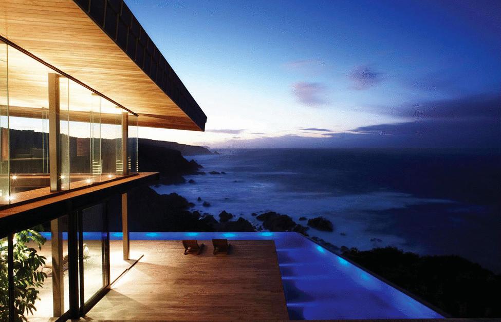 Частный домик на берегу океана купить