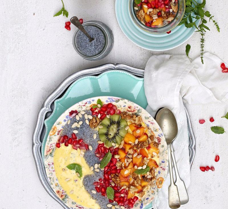 полезный завтрак на скорую руку рецепт с фото