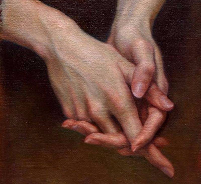 Психосоматика болят суставы пальцев рук