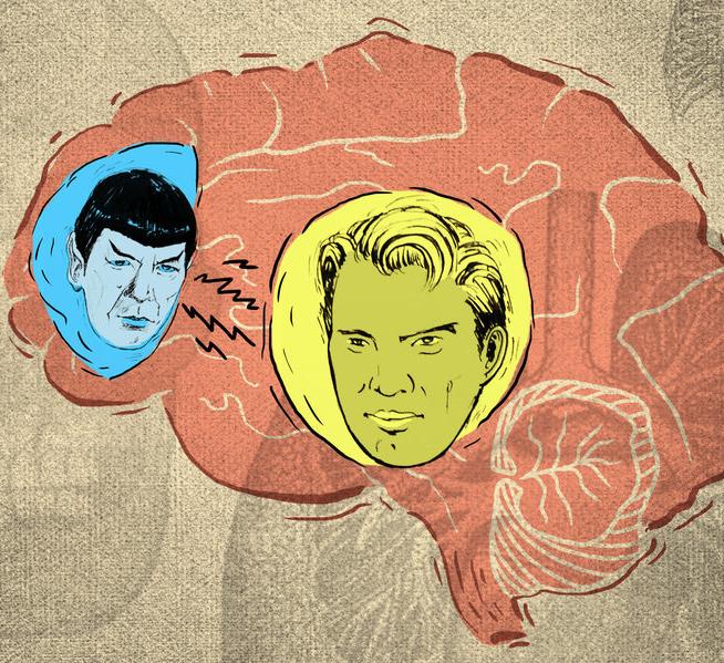 Подростковый возраст: Тайны мозга вашего ребенка