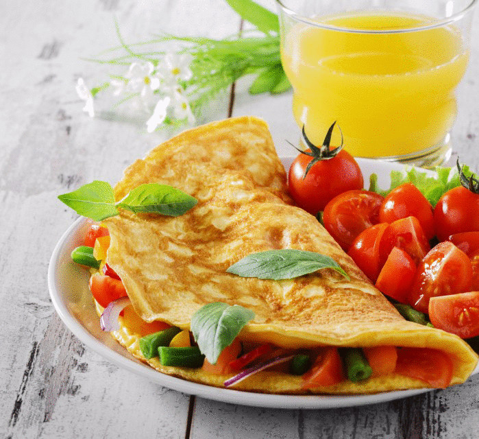 рецепты завтраков правильного питания для похудения
