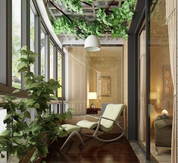 Идеи для балкона и лоджии, как обустроить балкон, чтобы он б.