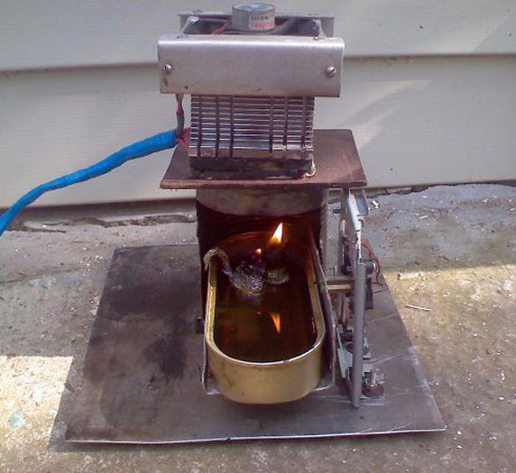 Как сделать термоэлектрогенератор своими руками 9