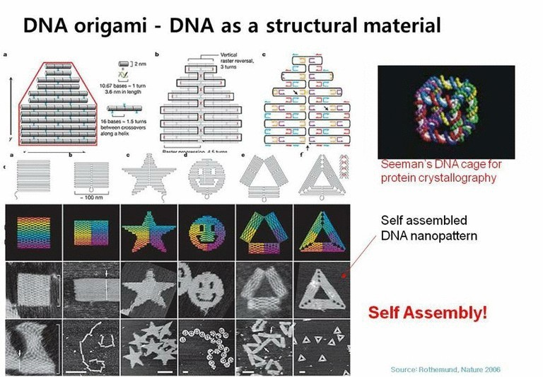 """DNA origami"""