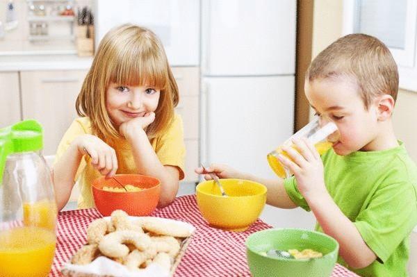 ТОП-10 продуктов, полезных для ума и памяти школьника