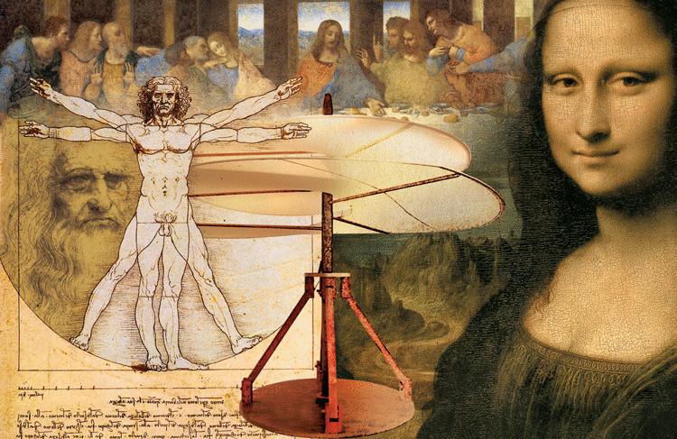 a biography of leonardo da vinci an italian inventor and scientist