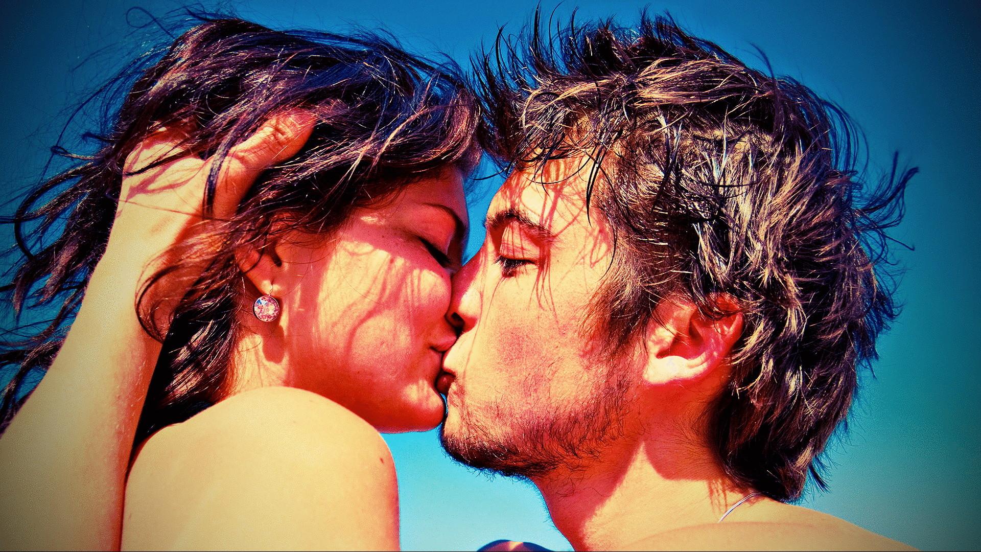 поцелуй калории Сколько калорий забирает поцелуй?
