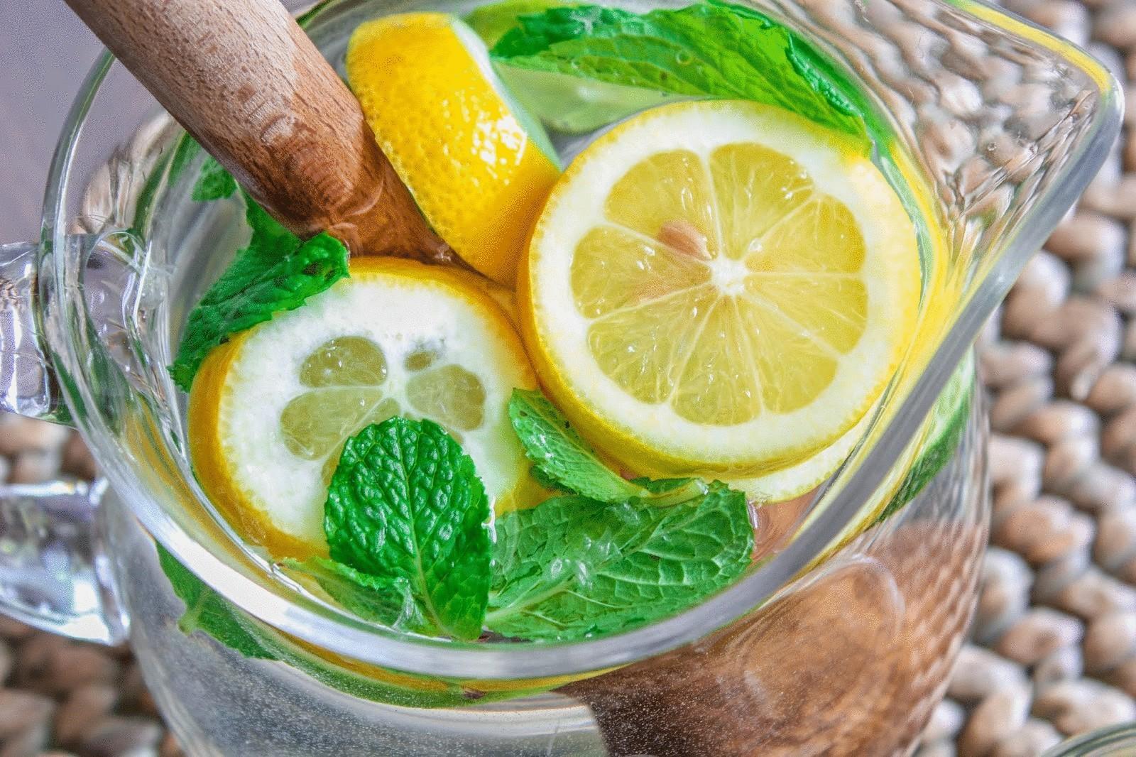Похудение С Лимоном Соком. Вода с лимоном для похудения: как ее готовить и пить