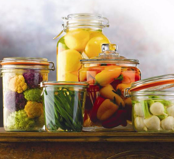 Квашеные овощи на зиму в банках