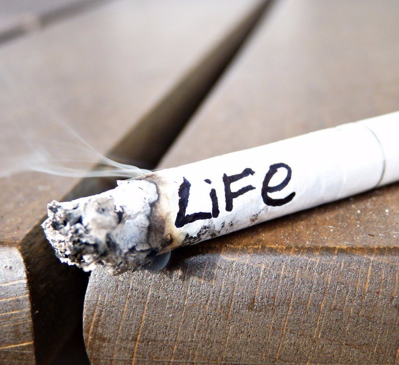 smoking is harmful for four reason