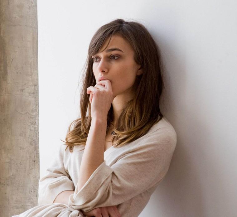 Женщина думающая о сексе