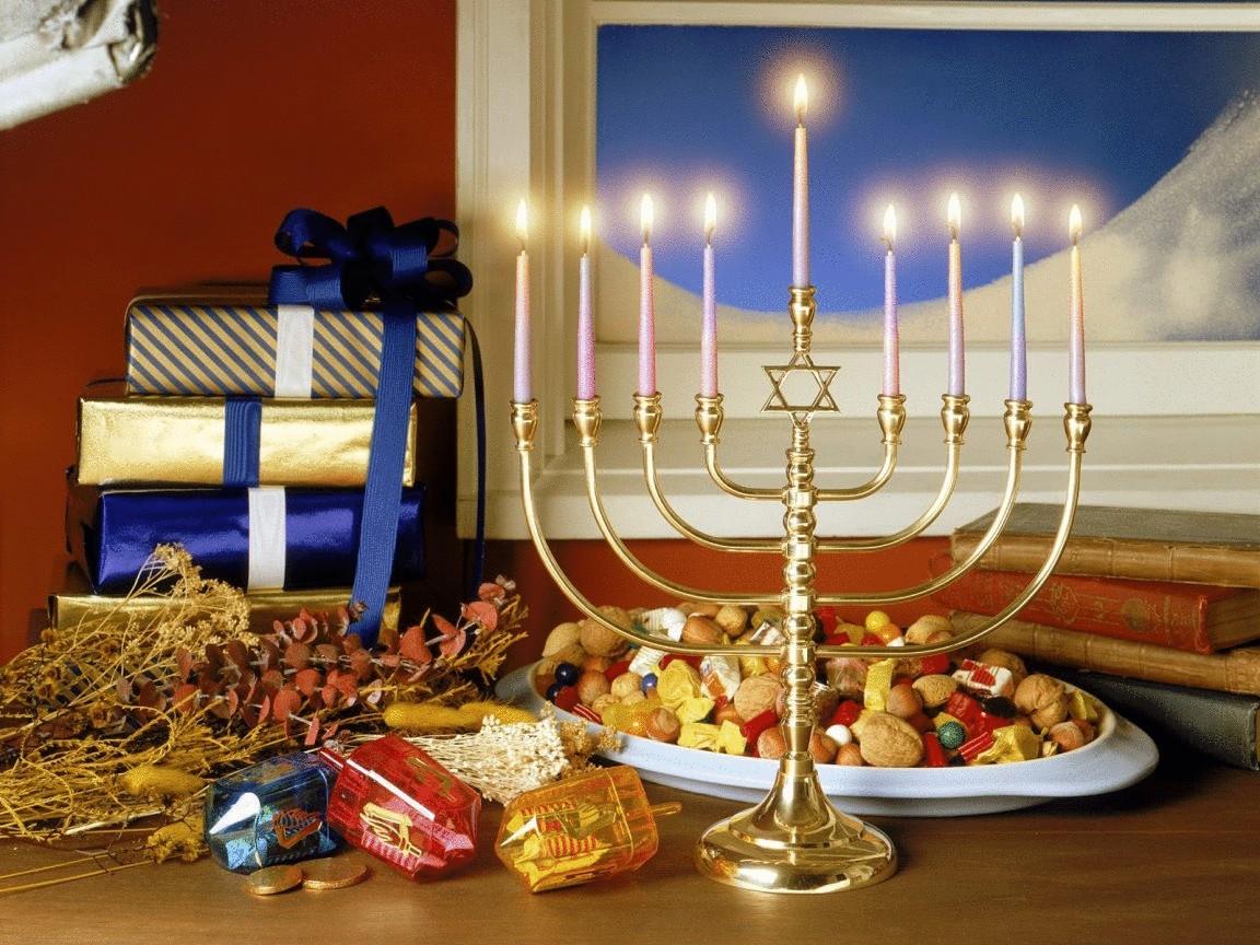 Сценарий еврейского праздника