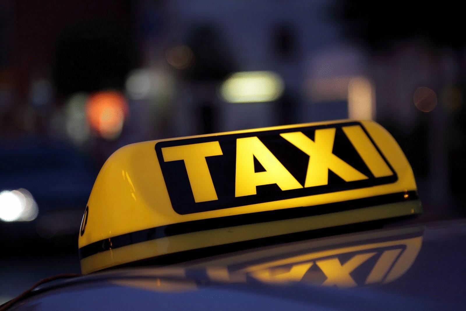 что является знаком такси