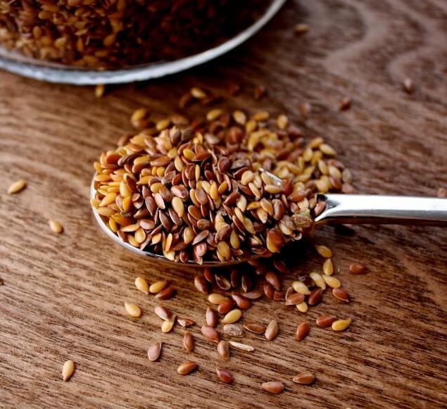 льняное семя для увеличения грудины