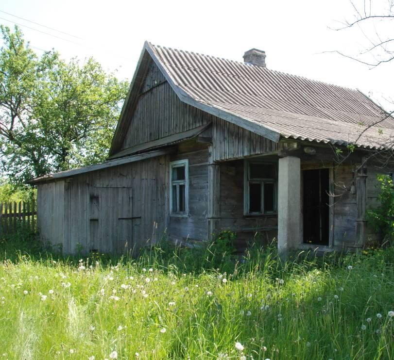 Порядок перепланировки старого дома