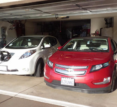 Nissan Leaf vs Chevy Volt