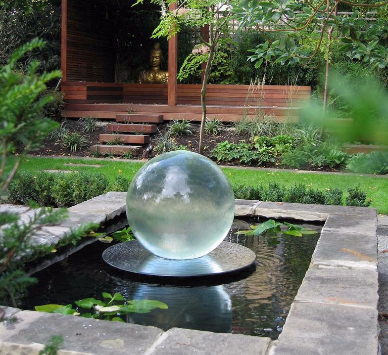 садовые фонтаны своими руками фото самого