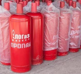 Температура горения газа при разных режимах в газовой плите