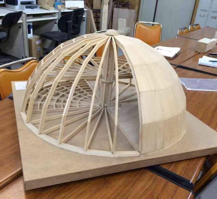 Купол для обсерватории своими руками фото 753
