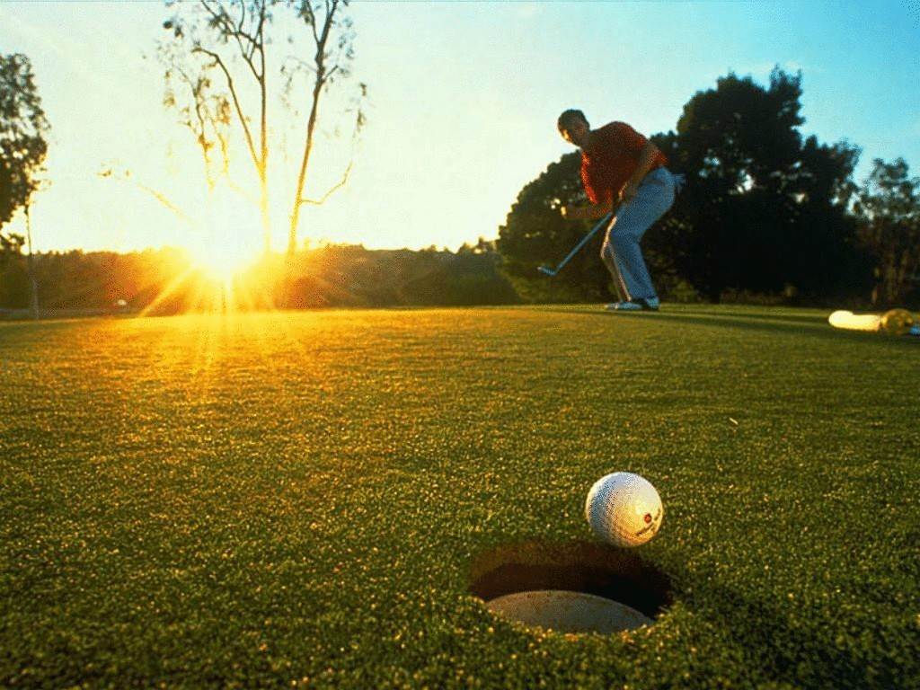 the sport of golf The fact that men, women and children can play golf equitably on the same golf course is one of the game's greatest benefits it is the perfect blend of social event and exercise and there's something about golf's humbling nature that brings everyone together.