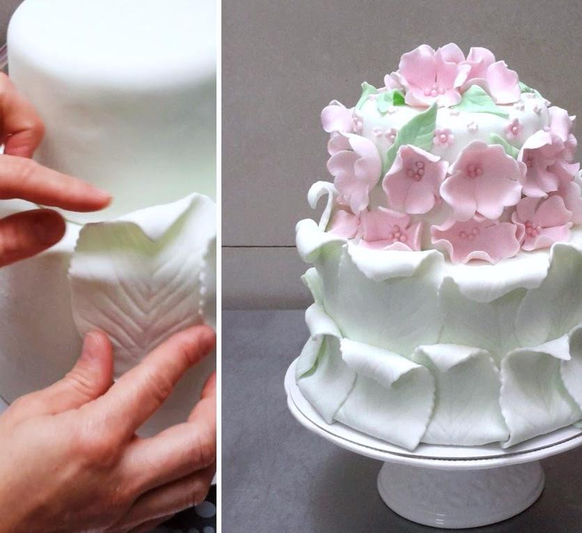 Как сделать мастику для торта фото