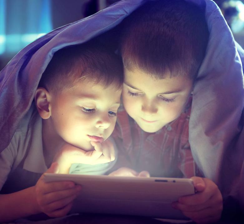 Без планшета и компьютера: игры для детей 4-6 лет