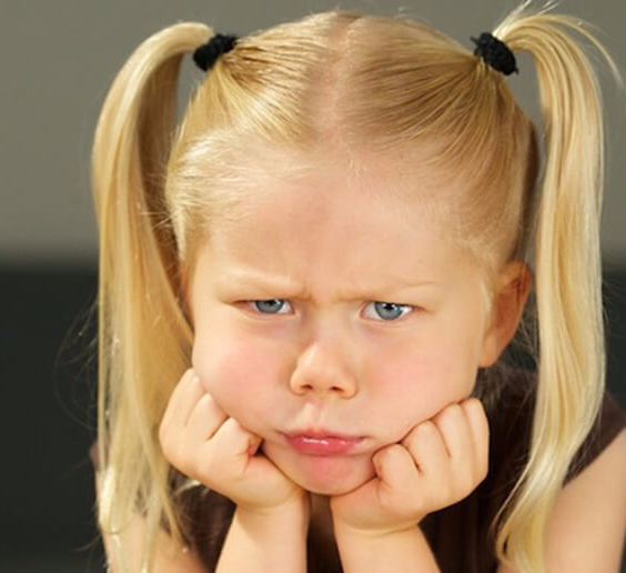 Плохой характер у ребенка 5 лет