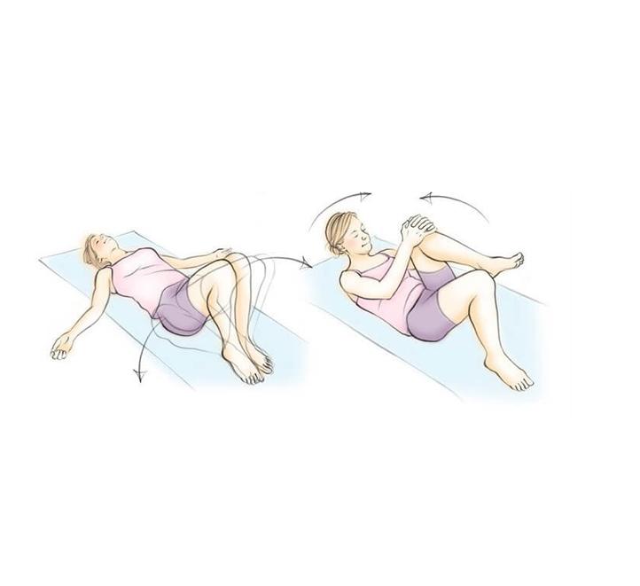 СТРЕТЧИНГ: 12 лучших упражнений для подвижности тазобедренных суставов