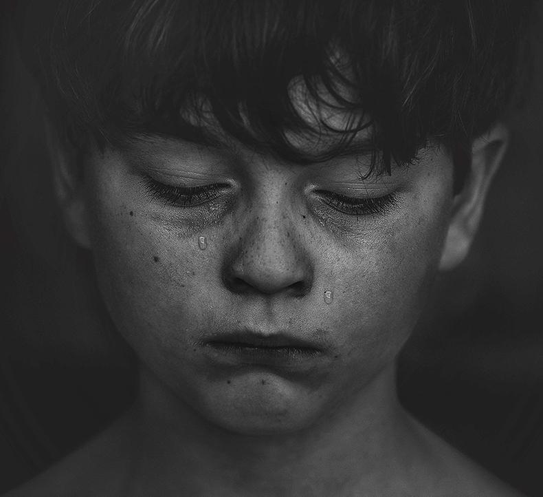 10 вещей, которые нужно сказать плачущему ребенку