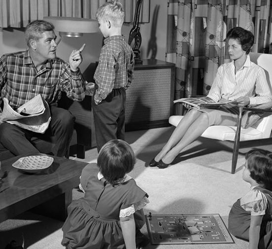 Контролирующие родители: 6 характерных черт