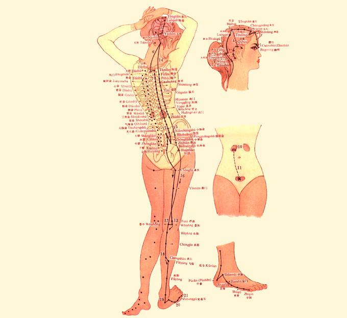 Практика цигун для эффективного похудения и диеты