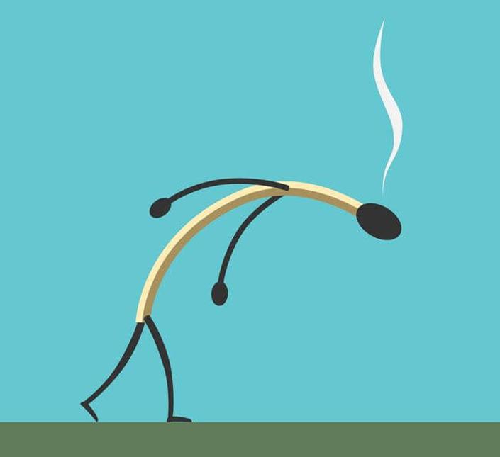Что такое выгорание на работе и как с ним бороться
