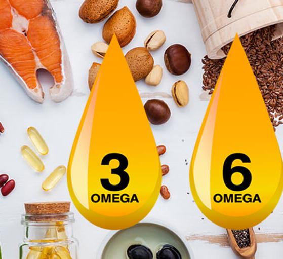 Омега-6 продукты богатые омега-6