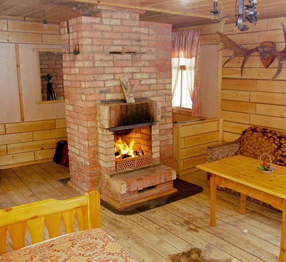 Печь в каркасном доме своими руками фото 6