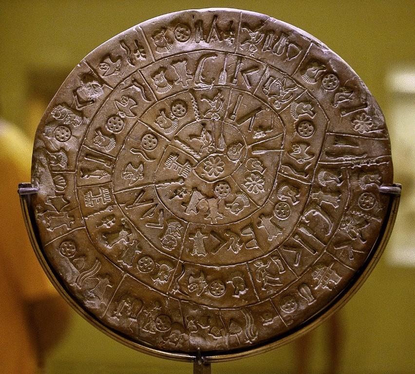 Астрономия на глиняных табличках