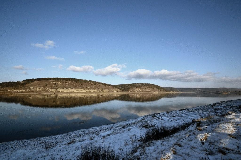 Озеро Байкал - География