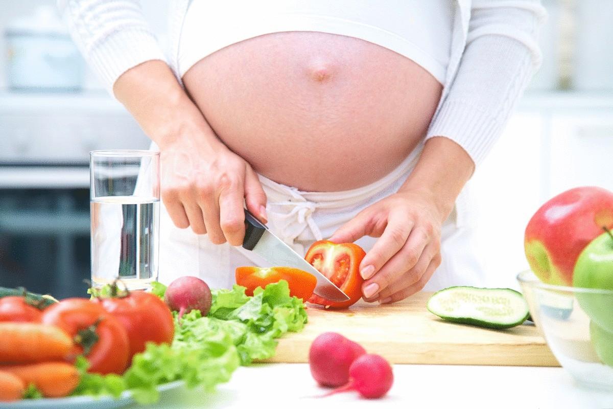 Диета для беременных чтобы не поправиться