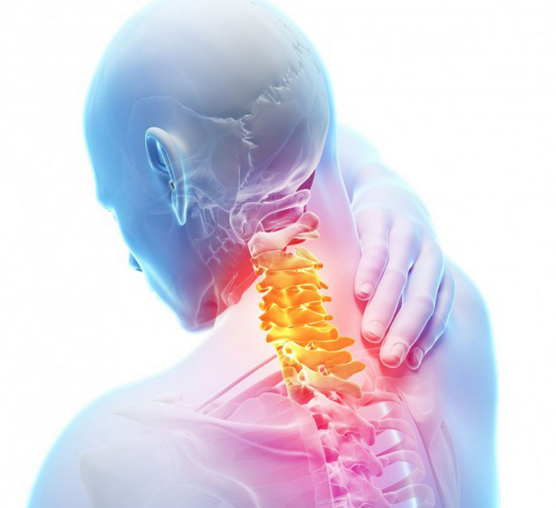 Болит загривок на шее