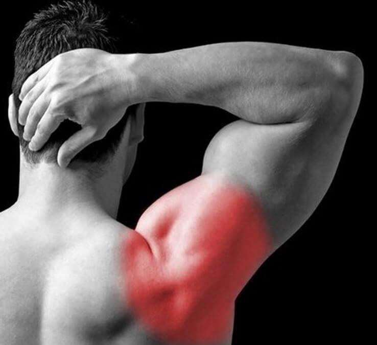 Гимнастика для сустава плеча
