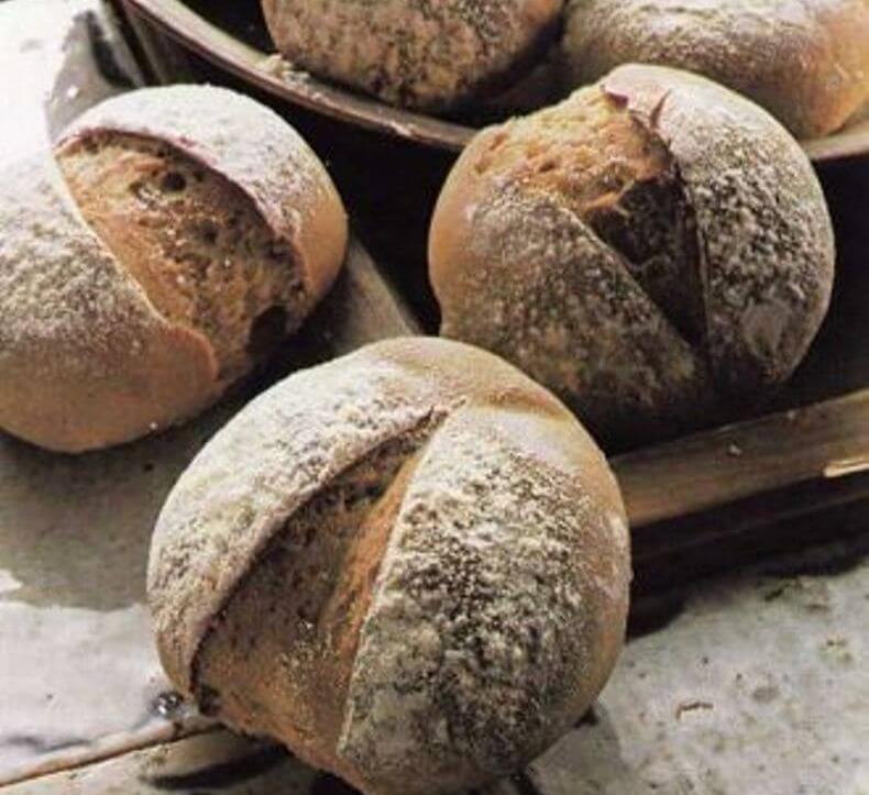 способ распространен хлебные булочки рецепт фото достигается путём