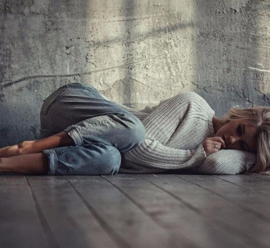 Депрессия не могу встать с кровати